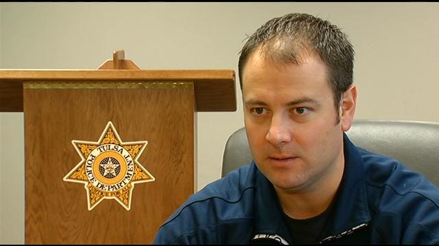 TPD Officer Talks About Fighting Off Suspect Who Tried To Grab His Gun