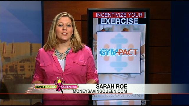 Money Saving Queen: Paid To Workout
