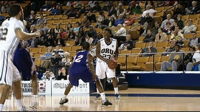 ORU's Bell-Holter Impressing Halfway Through Season