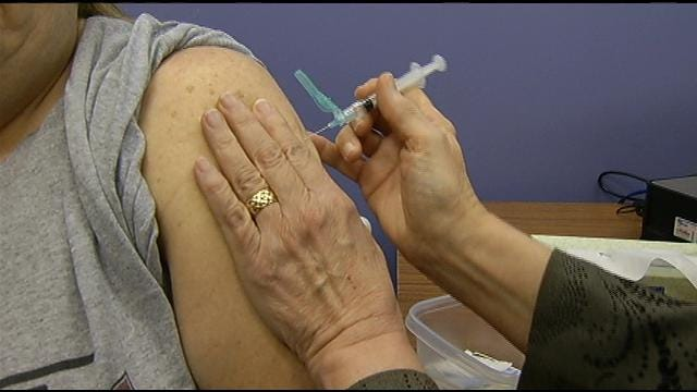 Tulsa Health Department Reports Healthy Supply Of Flu Vaccine