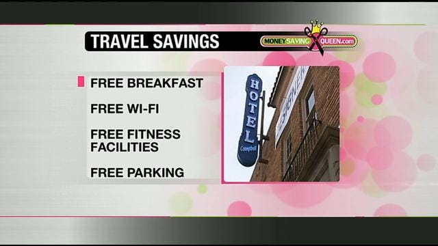 Money Saving Queen: Travel Savings
