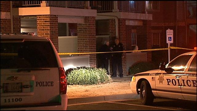 Resident Heard Man Shot In Back And Killed Outside East Tulsa Apartment