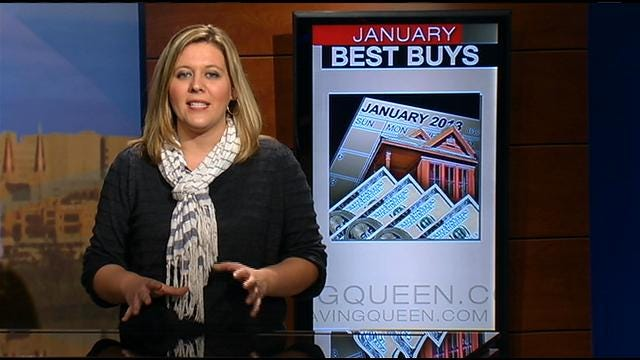 Money Saving Queen: Must Buys For January