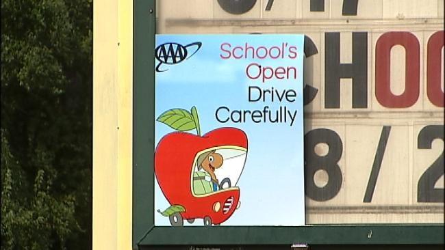 Tulsa Police: No Tolerance In School Zones As Winter Break Ends