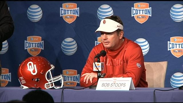 Dean Wraps Up From The Cotton Bowl