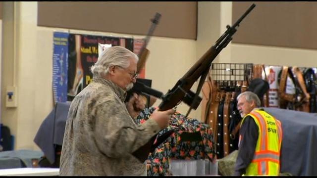 Gun Sales Spike As Promise Of Legislation Looms