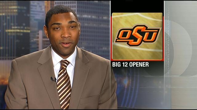 Oklahoma State Trying To Bounce Back In Big 12 Opener