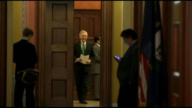 Washington Officials Say Fiscal 'Cliff' Deal Reached