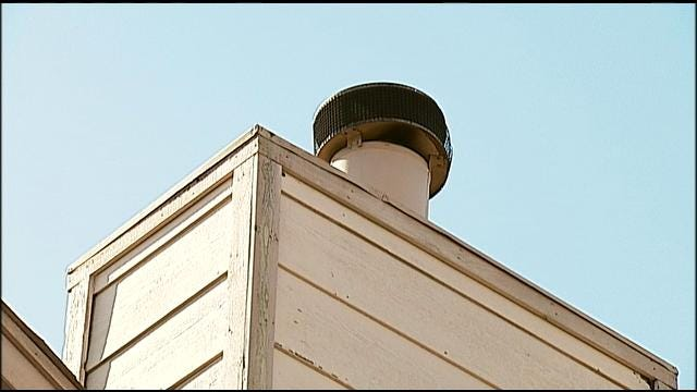 Pros Stress Chimney, Fire Safety During Oklahoma Winter