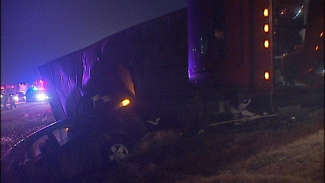 WEB EXTRA: OHP Captain Scott Horton On Fatal Rogers County Wreck