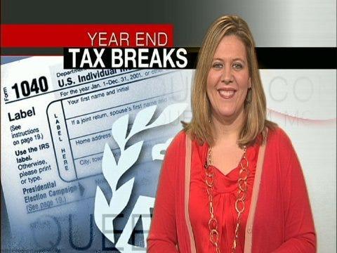 Give Back, Get Tax Breaks