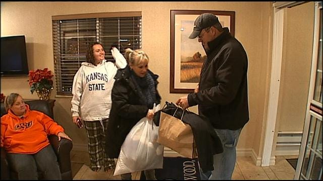 Community Steps Up To Save Christmas For Owasso Fire Victims