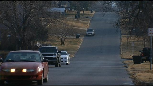 Sand Springs Police Warn Residents To Heed Snow Parking Ordinance