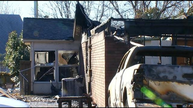 Broken Arrow Firefighters Help Their Own In Midst Of Tragedy