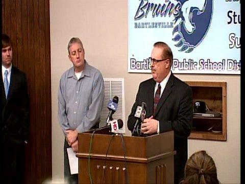 WEB EXTRA: Statement From Bartlesville School Superintendent Dr. Gary Quinn