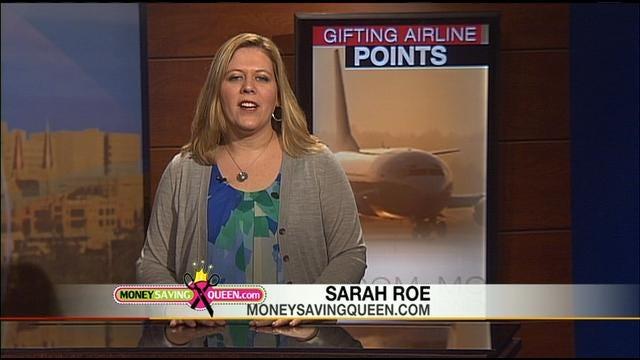 Money Saving Queen: Gifting Reward Points