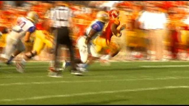 ISU Running Back Will Miss Bowl Matchup With Tulsa
