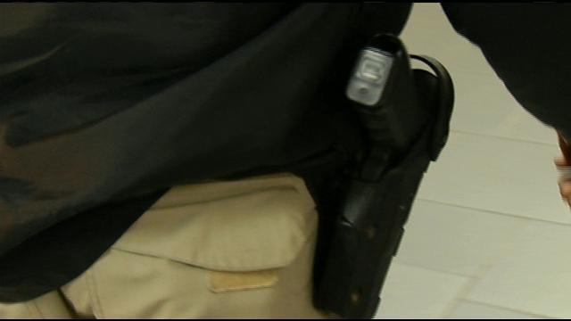 Tulsa Police, Tulsa Public Schools To Step Up School Security
