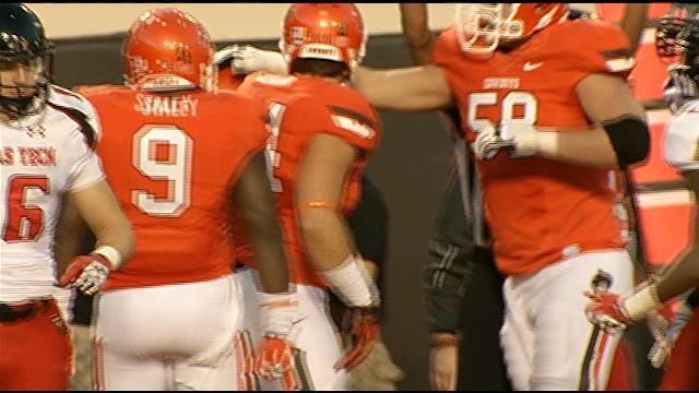 Oklahoma State Football Begins Bowl Prep