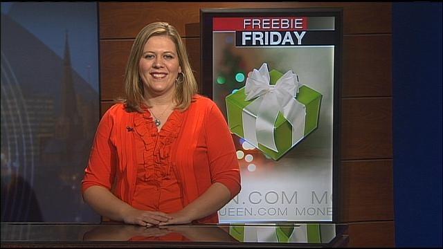 Money Saving Queen: Friday Freebies