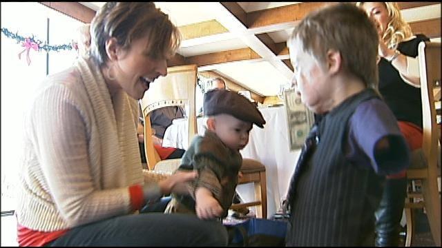 9-Year-Old Meningitis Survivor Guest Of Honor At Benefit For Children's Hospital