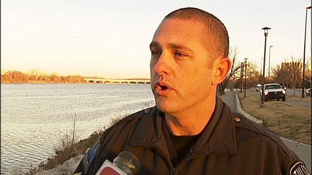 WEB EXTRA: Tulsa Police Corporal Jared Hart Talks About The Crash