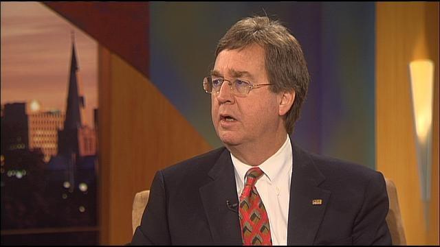 Interview With Tulsa Mayor Dewey Bartlett