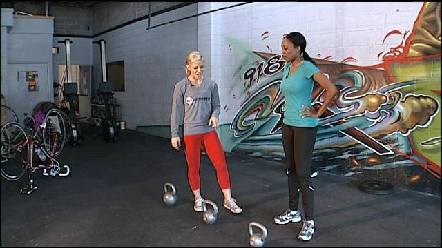 Exercise Experts: Kettlebell Workout
