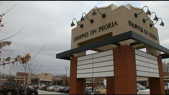The Shoppes On Peoria AimsTo Pump Money Back Into Tulsa's North Side