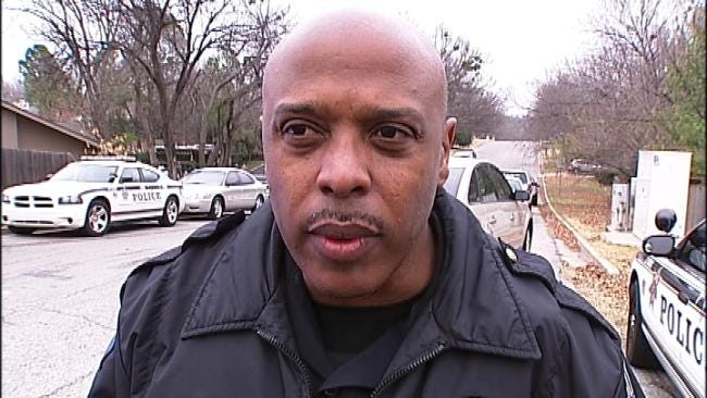 WEB EXTRA: Leland Ashley On Tulsa Police Standoff