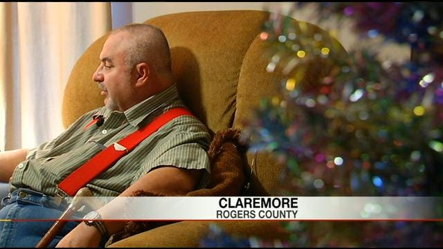 Claremore Man Says He Hasn't Driven In 5 Years, But Charged New York Toll
