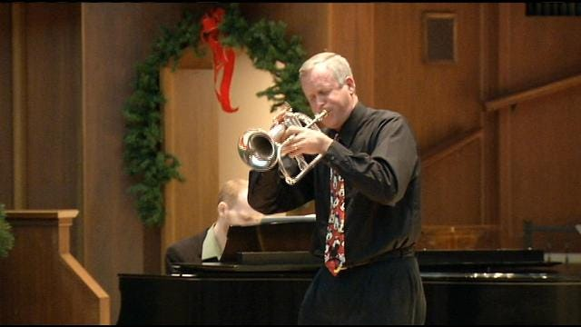 Tulsa's Jazz To The World Concert Held To Benefit Community Food Bank