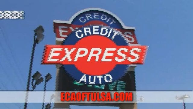 Express Credit Auto: A Better Way