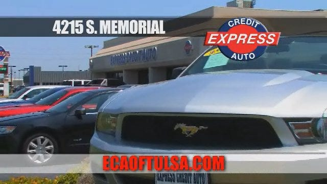 Express Credit Auto: New Year