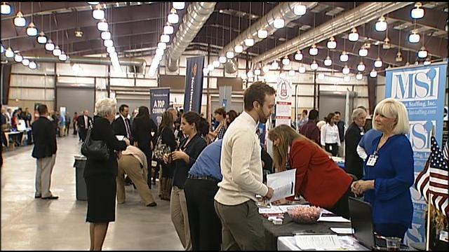 Hiring Our Heroes Job Fair Comes To Tulsa