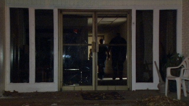 WEB EXTRA: Video From Scene Of Burglar Arrest At Peoria Office Park Building