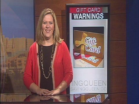 Money Saving Queen: Gift Card Warnings