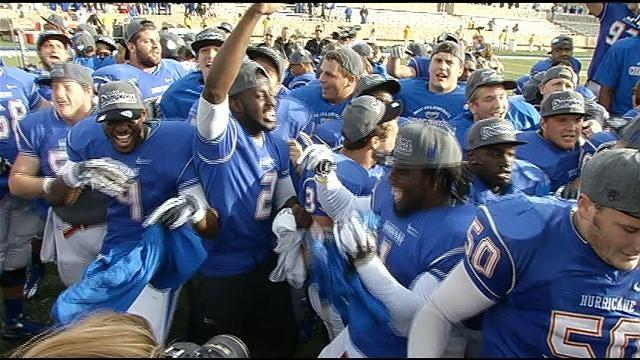 Tulsa Wins C-USA Title, Heads To Liberty Bowl