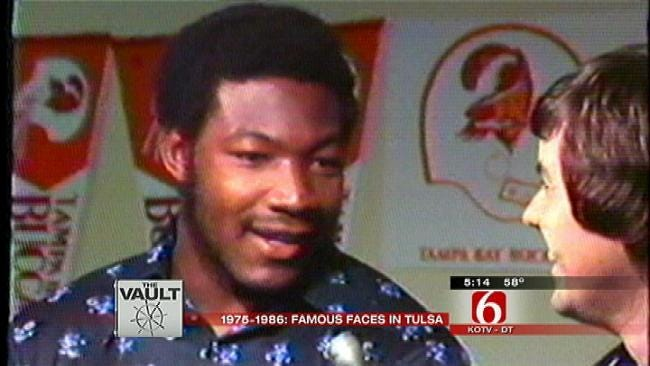 From The KOTV Vault: Tulsa Sees Stars In The 1970s and 80s