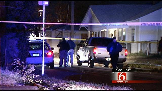 Armed Suspect Shot, Killed By Tulsa Police