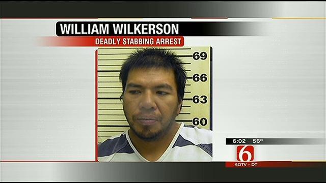Deputies Make Arrest In Mayes County Stabbing Death