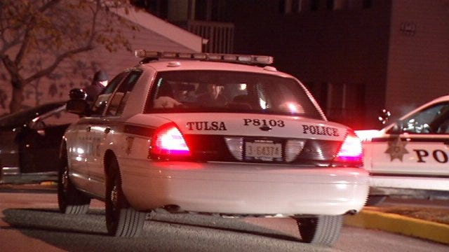 WEB EXTRA: Video From Scene Of St. Thomas Square Apartments Shooting
