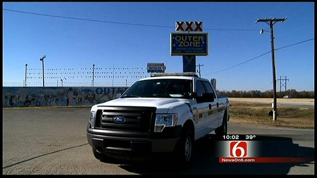 Authorities Raid Sequoyah County Novelty Shop For Synthetic Drugs