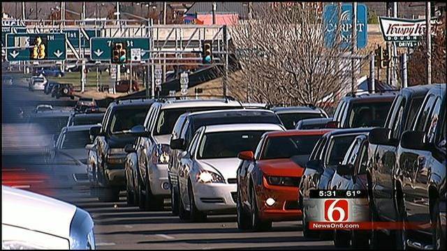 Tulsa Police Crack Down On Red- And Yellow-Light Violators