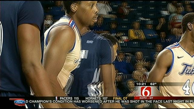 Tulsa Basketball Highlights
