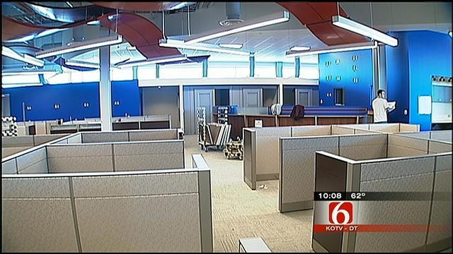 Sneak Peek Inside New Griffin Communications Media Center