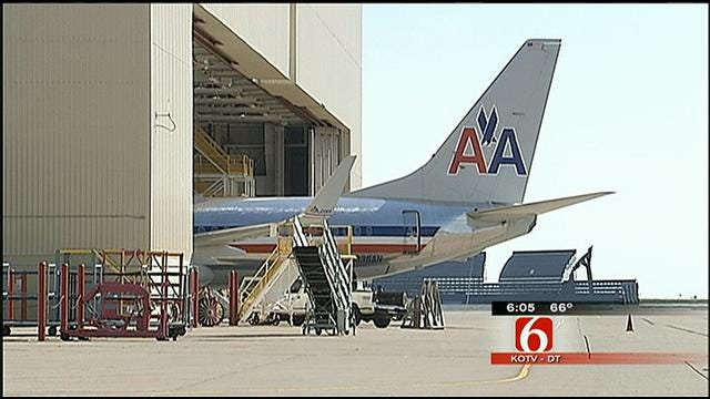 Computer Problems Delay Reveal Of Exact Number Of American Airlines Layoffs