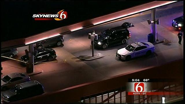 Investigators: Gunshot At River Spirit Casino Came From Across Street