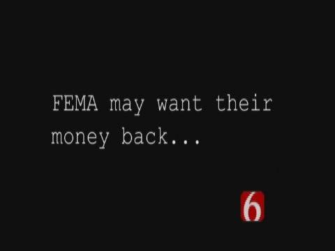Tonight At 10: Will Oklahoma Have To Repay Back Millions To FEMA?