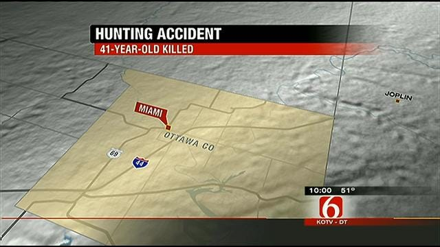 13-Year-Old Accidentally Kills Stepfather While Hunting
